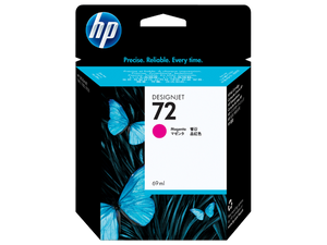 HP 72 C9399A Magenta Ink Cartridge - CoolGraphicStuff.com