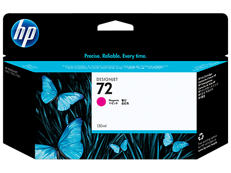 HP 72 C9372A Magenta Ink Cartridge - CoolGraphicStuff.com