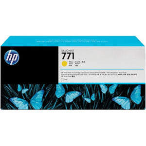 HP 771 Yellow Ink Cartridge - CE040A - CoolGraphicStuff.com