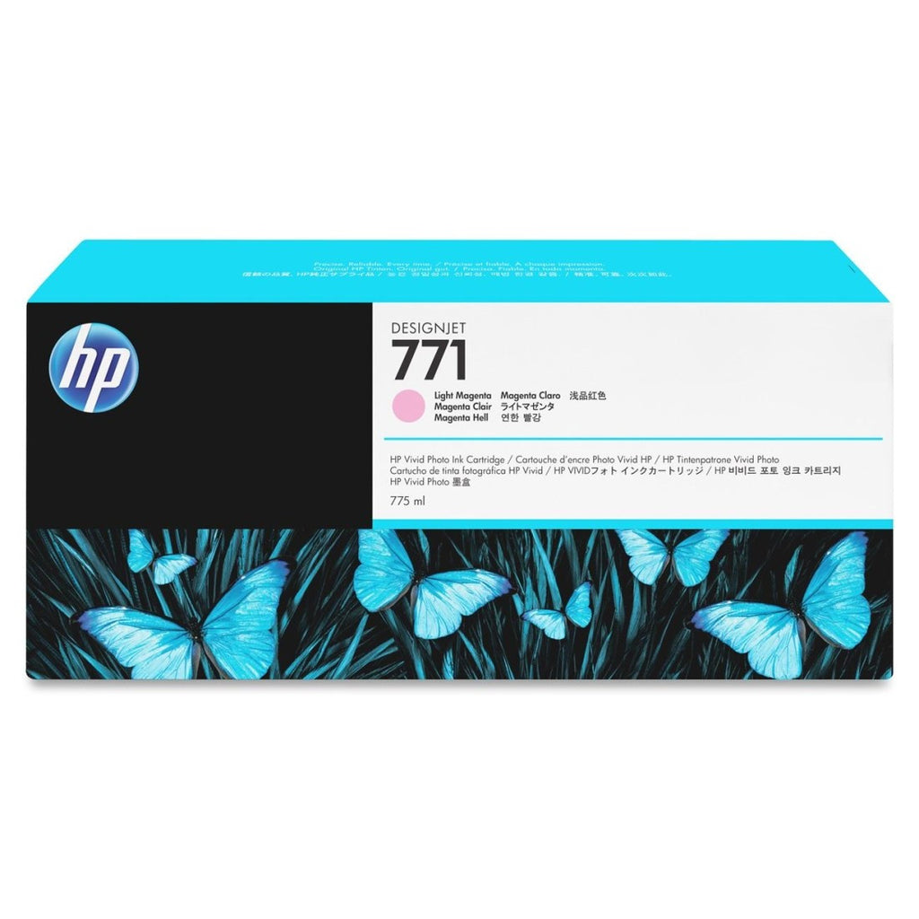 HP 771 Light Magenta Ink Cartridge - CE041A