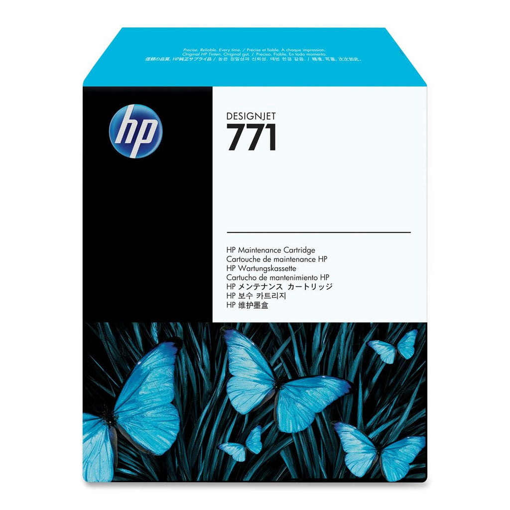 HP 771 Maintenance Cartridge - CH644A