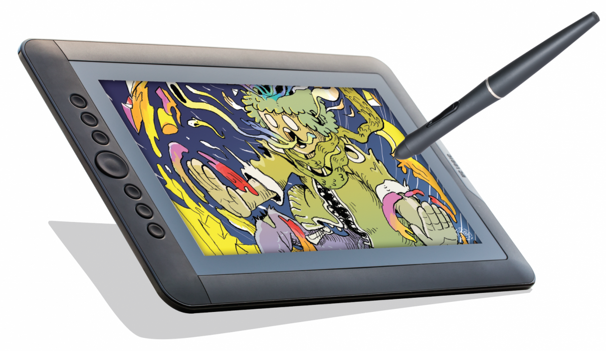 "Artisul D13 13.3"" High-Resolution LCD Drawing Tablet - MFR# D1300"