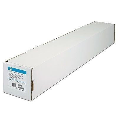 "HP Large Format Semi-Gloss Paper for Inkjet 60"" x 100 ft, Semi-Gloss, Instant Dry - Q6583A"
