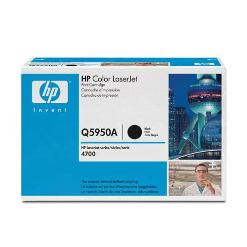 HP Q5950A Black Toner Cartridge - CoolGraphicStuff.com