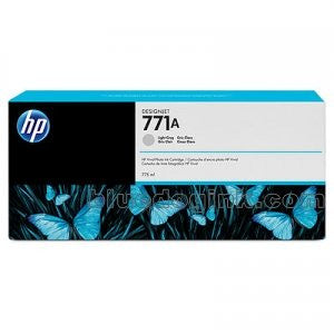 HP B6Y22A Light Gray Ink Cartridge - CoolGraphicStuff.com