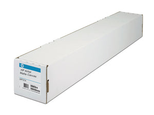 "HP Large Format ARTIST MATTE CANVAS 60X50 60"" x 50' - Q8707A - CoolGraphicStuff.com"