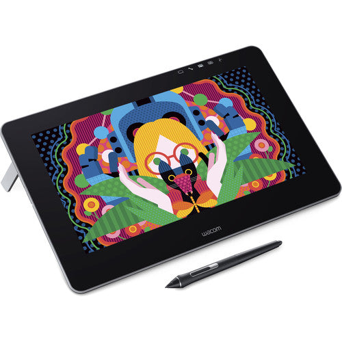 Wacom Cintiq Pro 13 Creative Pen & Touch  Display (DTH1320AK0) - CoolGraphicStuff.com