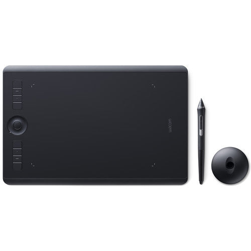Wacom Intuos Pro Creative Pen Tablet (Medium) PTH660 - CoolGraphicStuff.com