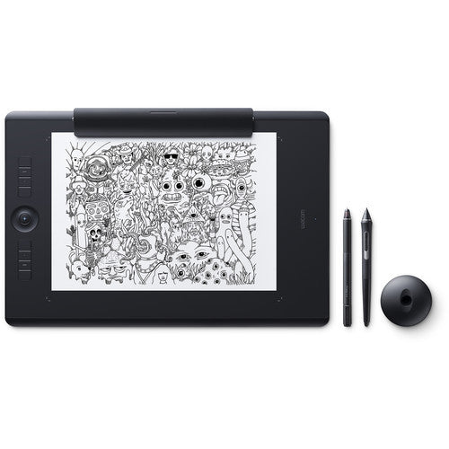 Wacom Intuos Pro Paper Edition Creative Pen Tablet (Large) PTH860P - CoolGraphicStuff.com