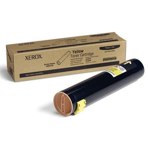 106R01162 - Xerox Toner Cartridge High Capacity Yellow for the PHASER 7760 Color Printer - CoolGraphicStuff.com