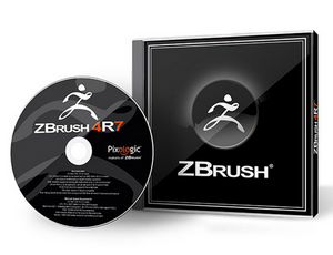 Pixologic ZBrush 4R7 - MAC (Single User License)  Academic - CoolGraphicStuff.com