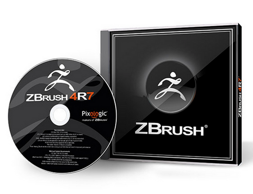 Pixologic ZBrush 4R7 - MAC (Single User License)  Academic