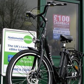 Now in London, Freego e-Bikes with £100 cashback