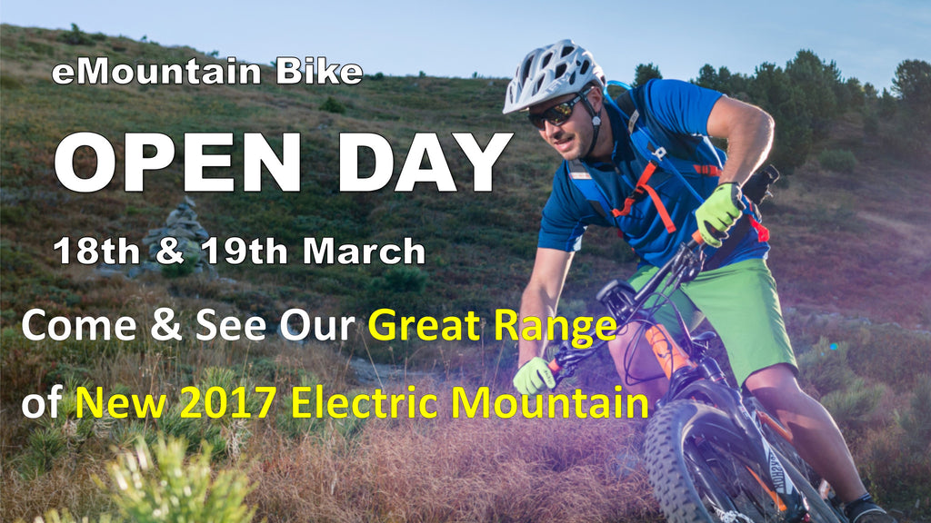 eMTB Open Day 2017