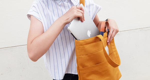 backpack with laptop sleeve