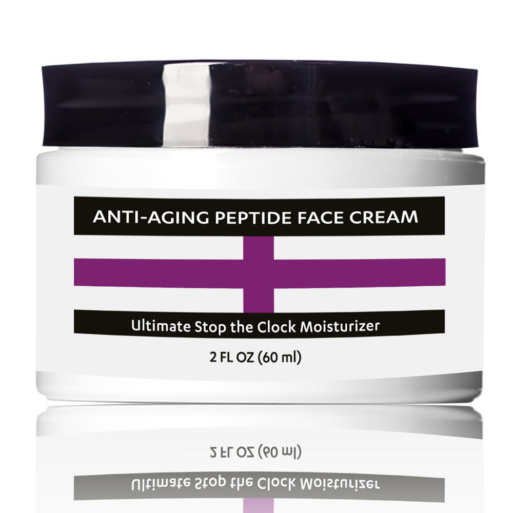 Anti Aging COLLAGEN PEPTIDE Face & Eye Cream