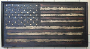 "Old Glory ""Framed Freedom"""