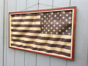 "The Tactical ""Amber Waves of Grain"" American Flag"