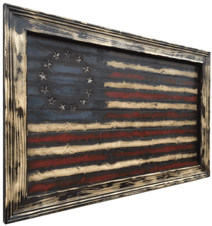 "Betsy's ""Colonial Freedom"" American Flag"