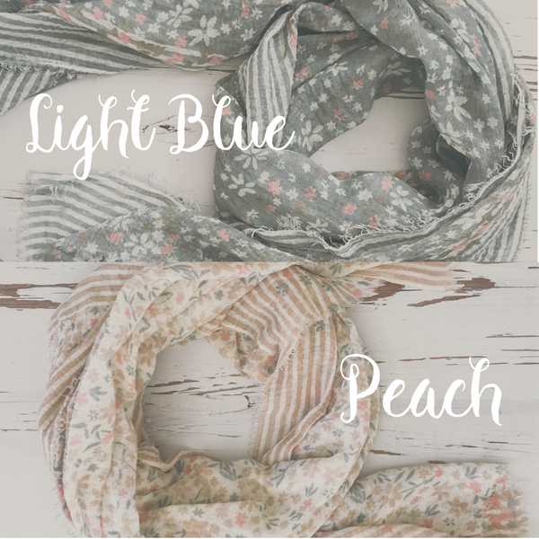 BLOOM Spring Scarf SALE!