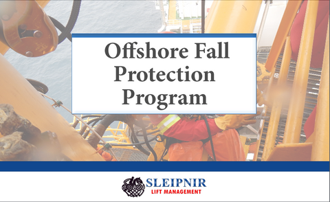 Offshore Fall Protection Program - ONLINE
