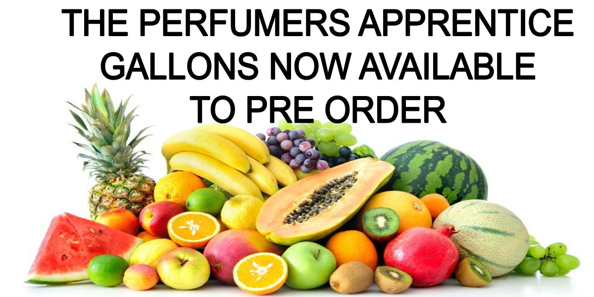 The Flavours Apprentice Pre Order Gallons