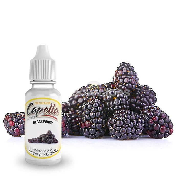 Capella Blackberry Capella flavour concentrate - rainbowvapes