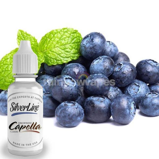 Blueberry Extra Capella flavour concentrate (silverline range)