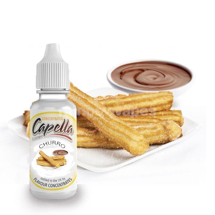 Capella Churro Capella Flavour Concentrate (NEW) - rainbowvapes