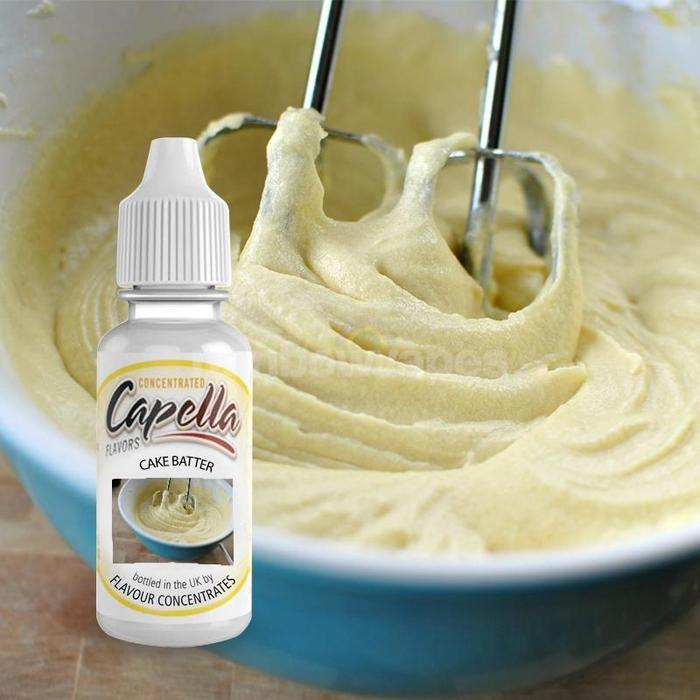 Cake Batter v2 Capella flavour concentrate