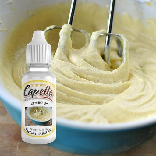 Cake Batter Capella flavour concentrate