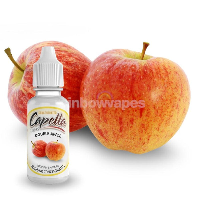 Capella Double Apple Capella flavour concentrate - rainbowvapes