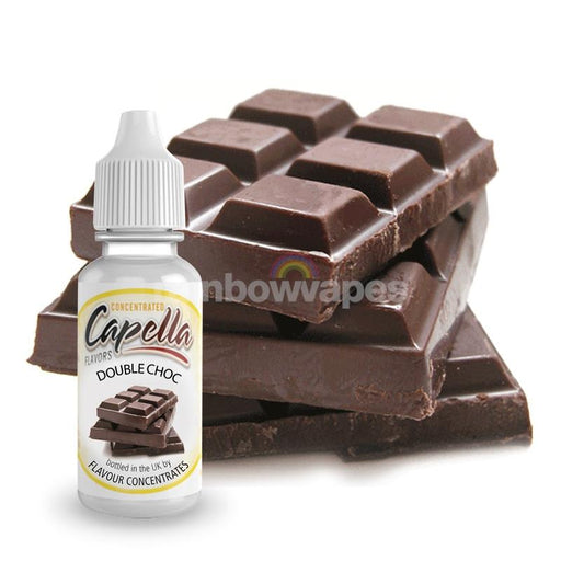 Capella Double Chocolate Capella flavour concentrate V2 - rainbowvapes
