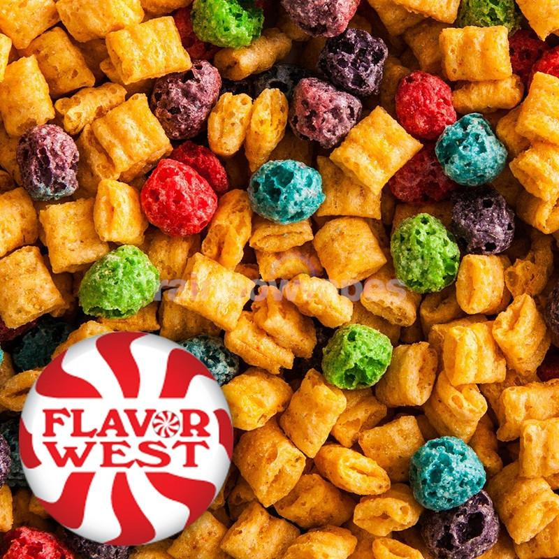 Flavorwest Captain Crunch Type Flavor West Flavour Concentrate (crunch cereal) - rainbowvapes