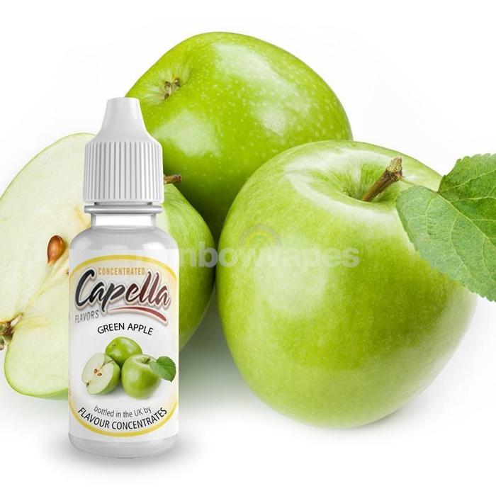 Green Apple Capella flavour concentrate