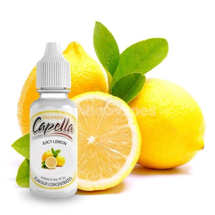 Juicy Lemon Capella flavour concentrate