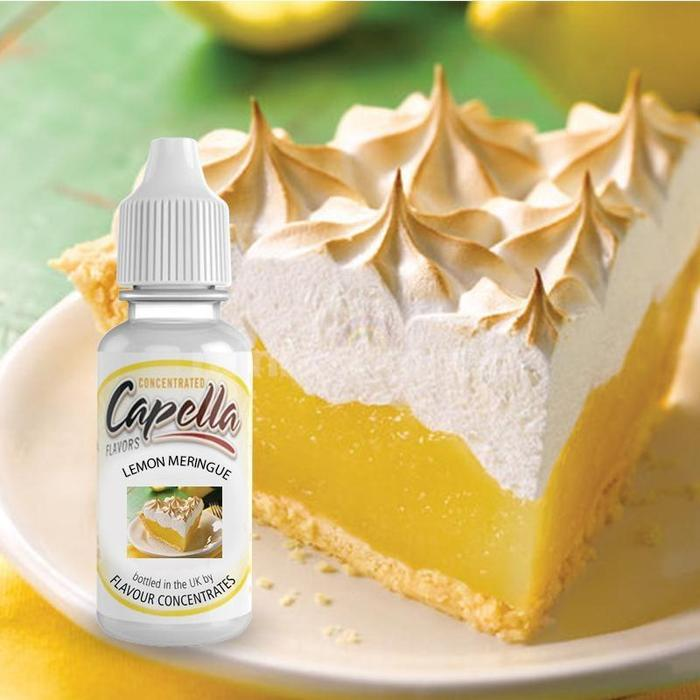 Lemon Meringue Capella flavour concentrate