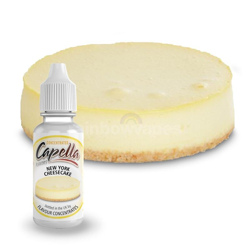 Capella New York Cheesecake Capella flavour concentrate - rainbowvapes