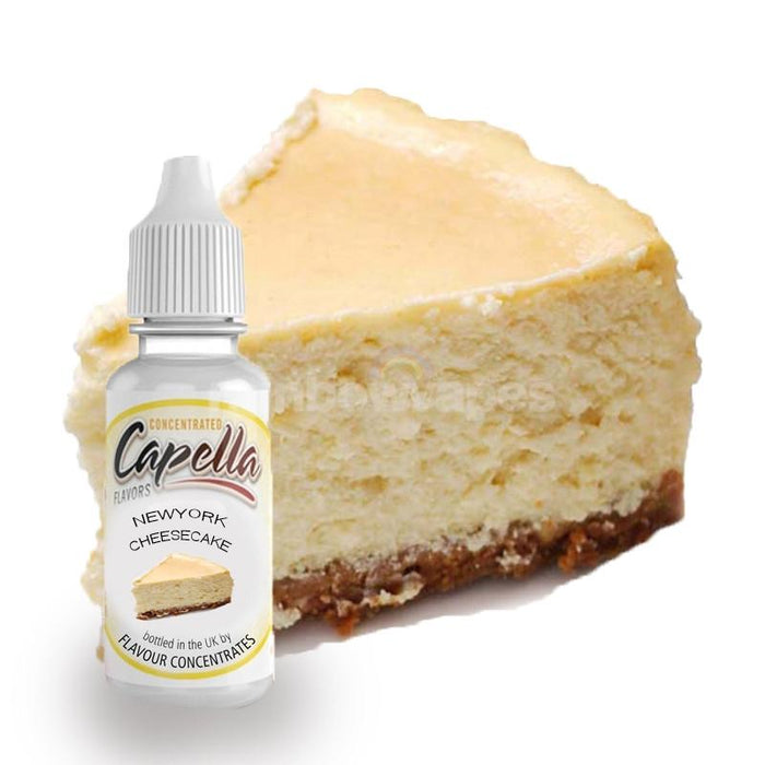 Capella NewYork Cheesecake V2 Flavour Concentrate By Capella - rainbowvapes