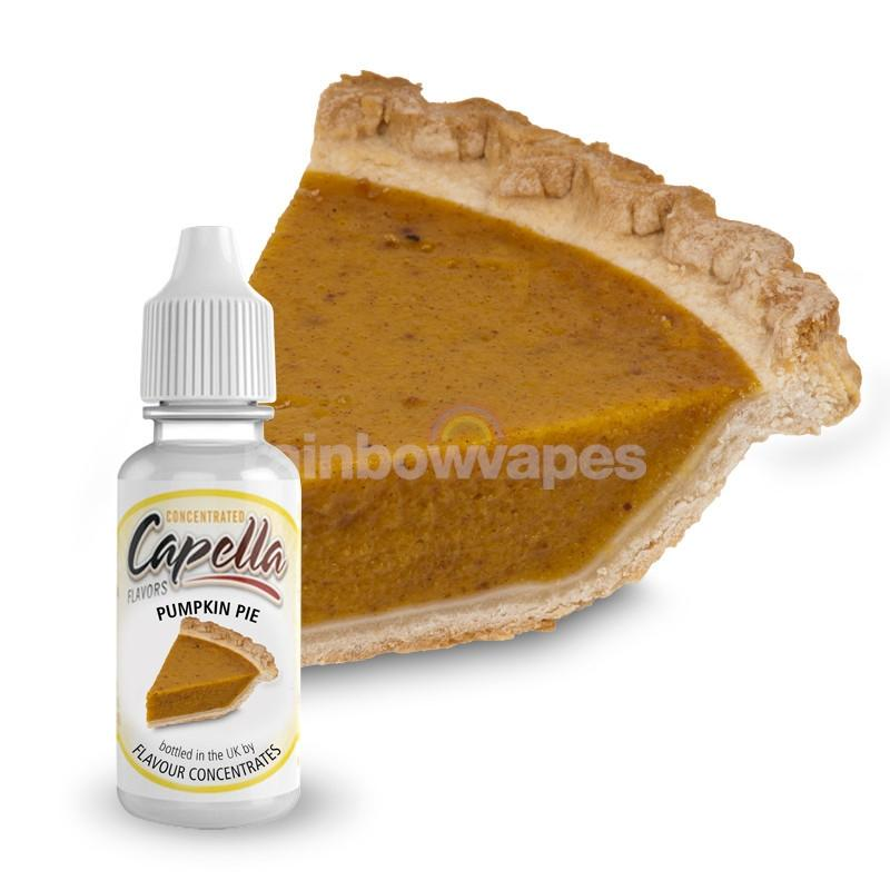 Capella Pumpkin Pie (Spice) Capella flavour concentrate - rainbowvapes