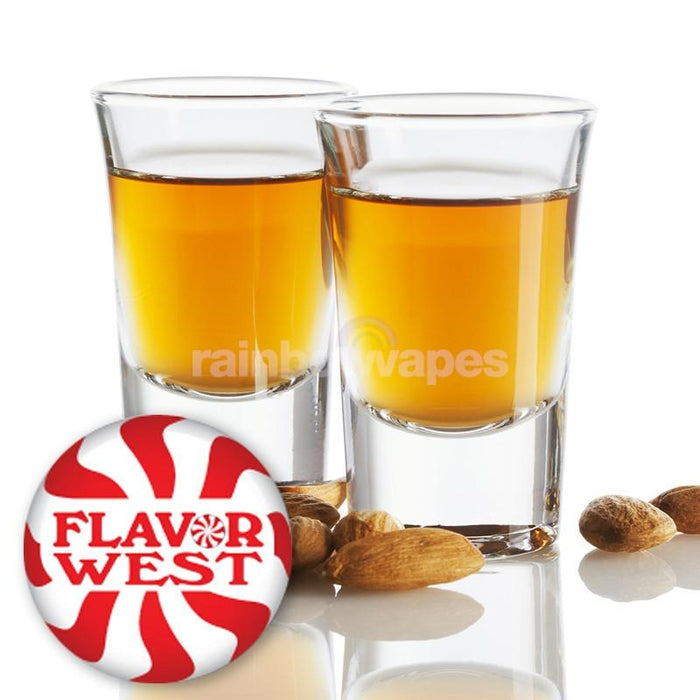 Flavorwest Almond Amaretto Flavor West Flavour Concentrate - rainbowvapes