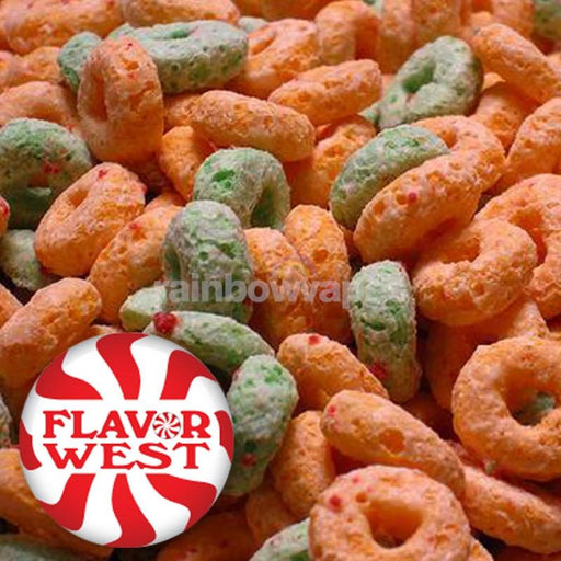 Flavorwest Apple Jacks Type Flavor West Flavour Concentrate - rainbowvapes