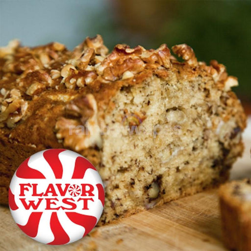 Flavorwest Banana Nut Bread Flavour Concentrate by Flavorwest - rainbowvapes