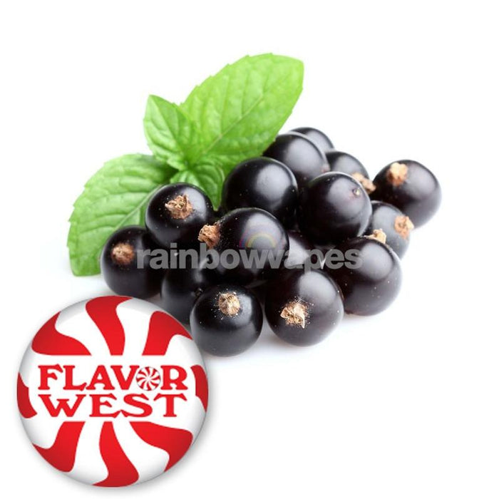 Flavorwest Blackcurrant Flavour Concentrate by Flavorwest - rainbowvapes