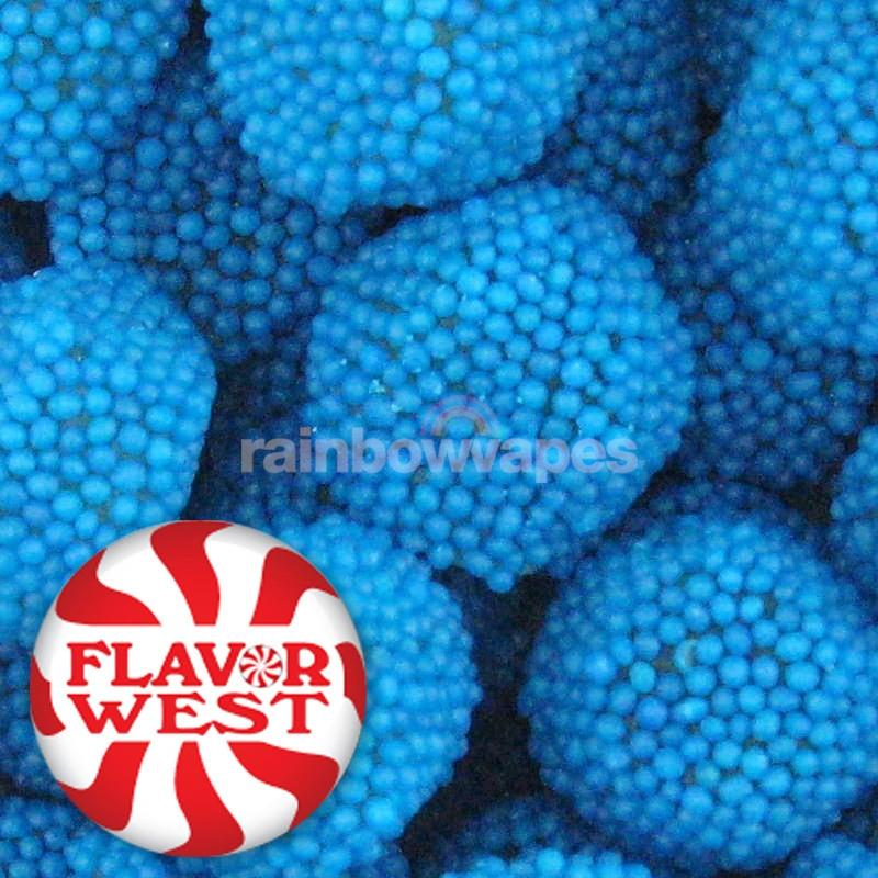 Flavorwest Blue Raspberry Flavour Concentrate by Flavorwest - rainbowvapes