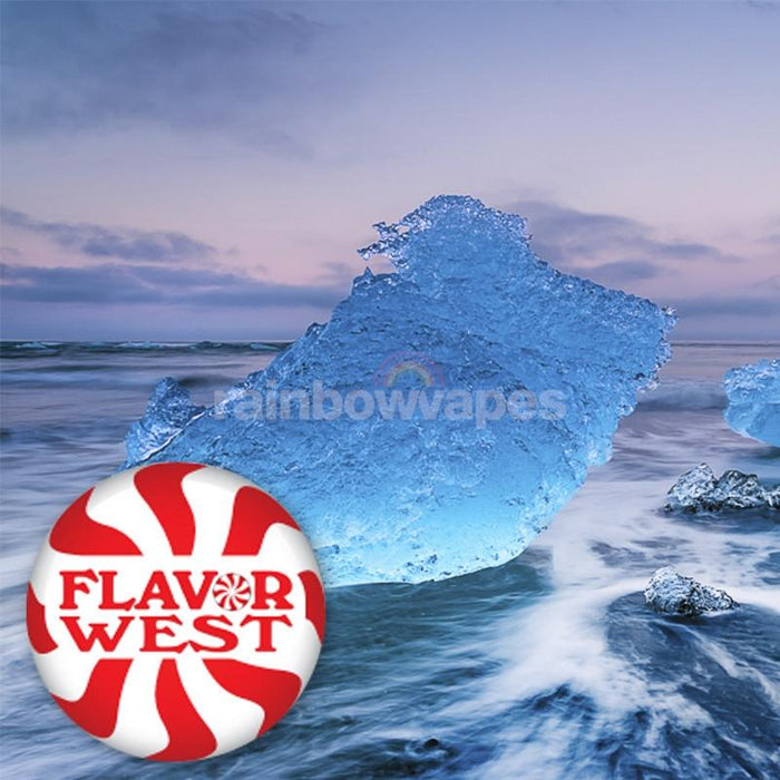 Flavorwest Blue Ice Flavour Concentrate by Flavorwest - rainbowvapes