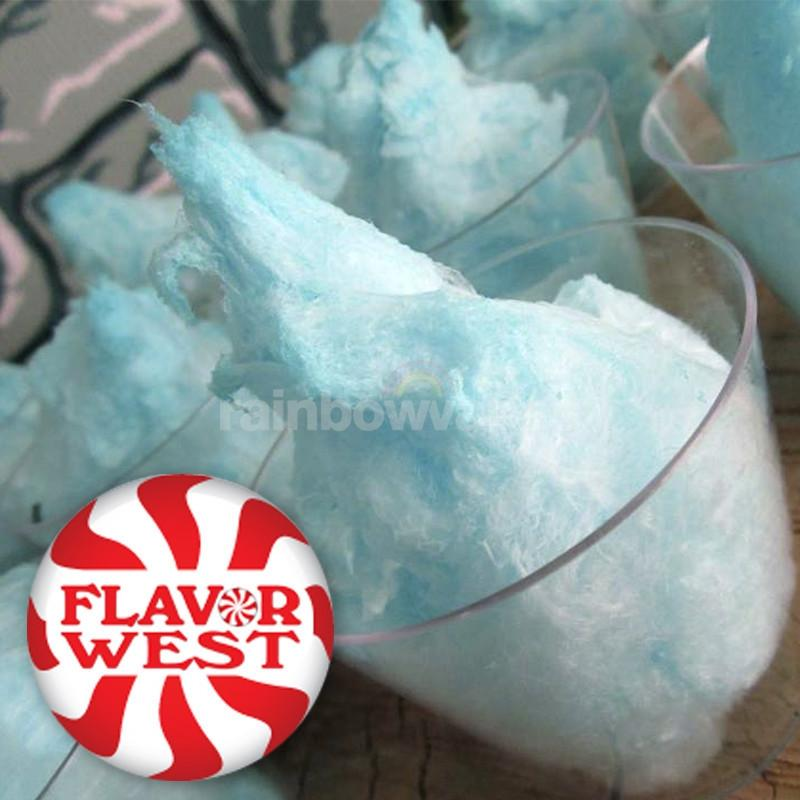 Flavorwest Blueberry Cotton Candy Flavour Concentrate by Flavorwest - rainbowvapes