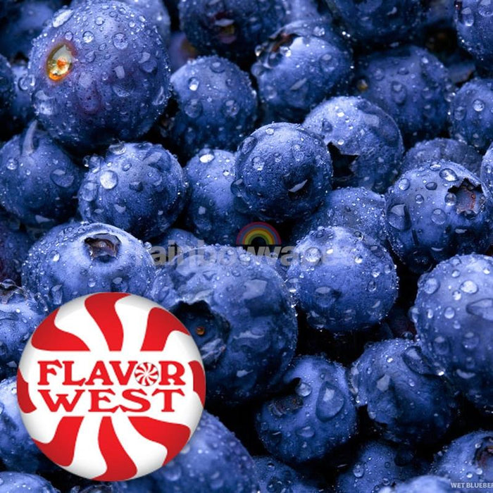 Flavorwest Blueberry Flavour Concentrate by Flavorwest - rainbowvapes