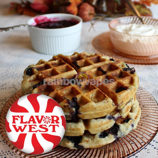 Flavorwest Blueberry Graham Waffle Flavour Concentrate by Flavorwest - rainbowvapes