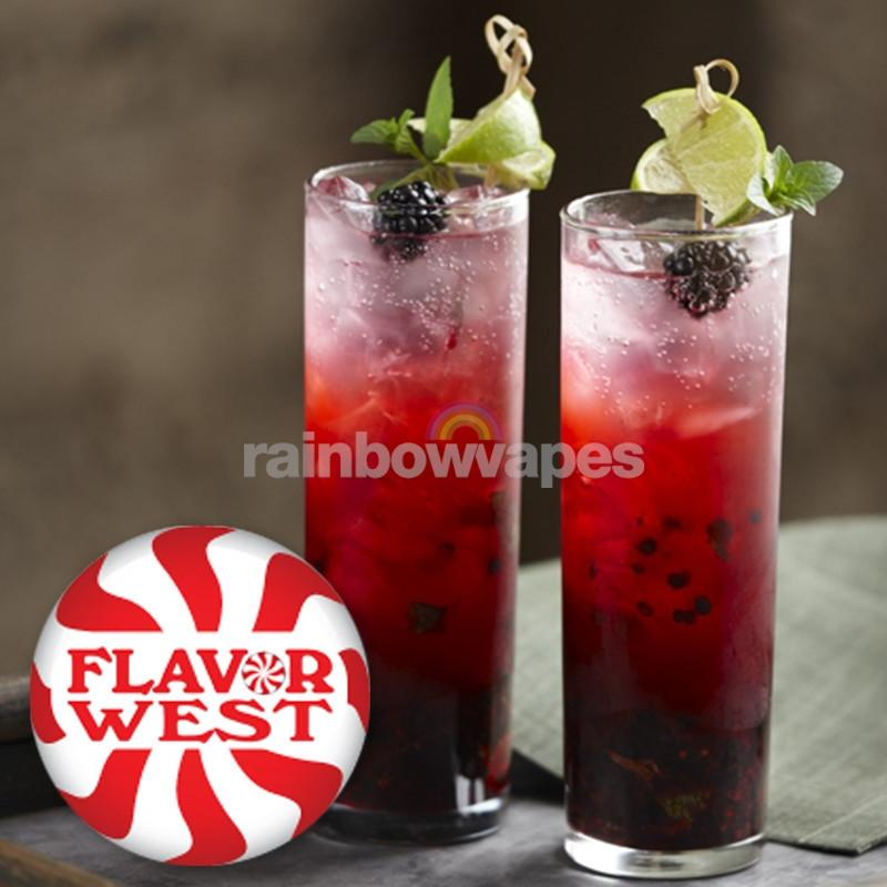 Flavorwest Blackberry Mojito Flavour Concentrate by Flavorwest - rainbowvapes
